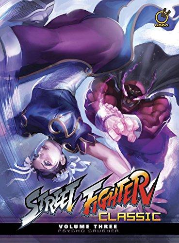 Street Fighter Classic Volume 3: Psycho Crusher