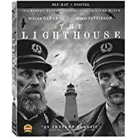 The Lighthouse [Includes Digital Copy] [Blu-ray] [2019]