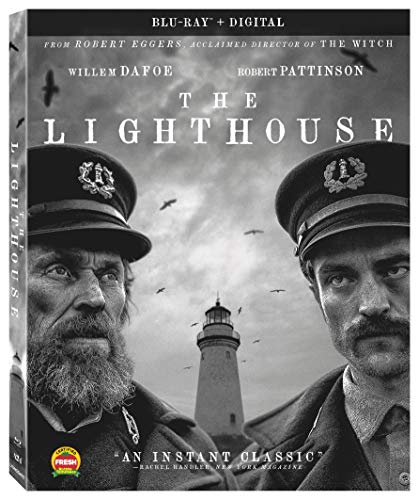 Lighthouse, The [Blu-ray] -  Rated R, Willem Dafoe
