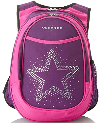 Obersee Kid's All-in-One Pre-School Backpacks with Integrated Cooler,...