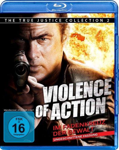 Violence of Action - Im Fadenkreuz der Gewalt - Ungeschnittene Fassung/The True Justice Collection 2 [Blu-ray]