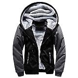 GXY Sudaderas con capucha para hombre Pullover Sweater - Sudaderas Chaquetas de...