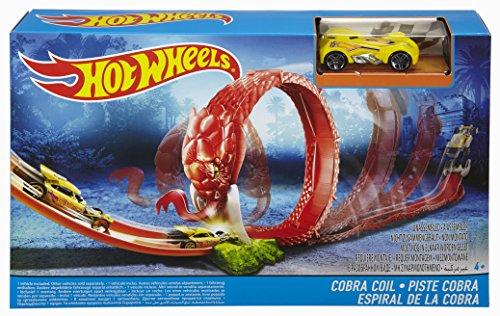 Hot Wheels - Cobra Coil - Creature Trackset (Dwk95)