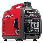 Honda EU2200i 2200-Watt 120-VoltSuper Quiet Portable Inverter Generator