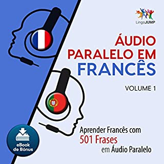 Áudio Paralelo em Francês [Audio Parallel in French] cover art