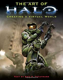 The Art of Halo: Creating A Virtual World