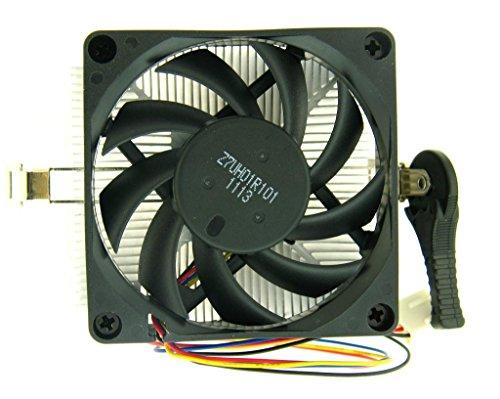 AMD Z7UH01R101 Socket FM1/AM3+/AM3/AM2+/AM2/1207/940/939/754 Aluminum Heat Sink & 2.75' Fan w/4-Pin Connector up to 100W