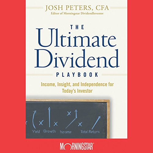 The Ultimate Dividend Playbook audiobook cover art