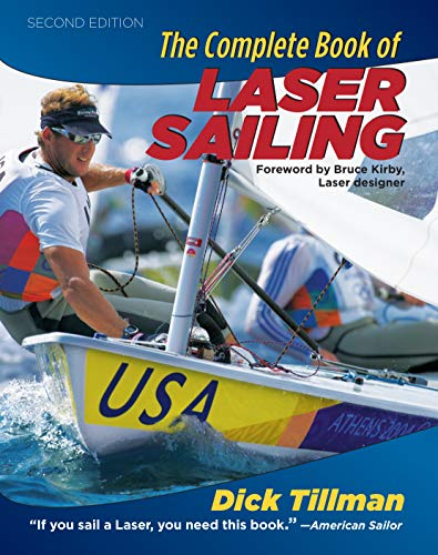 The Complete Book of Laser Sailing (English Edition)