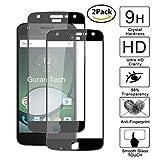 Guran [2 Pièces] Glass Protection pour Motorola Moto Z Play Screen Verre Trempé Protecteur...