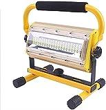 JFFFFWI Luz de Trabajo Recargable LED de 100 W, luz de...