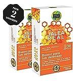 Jalea real con propóleo para mayor energía y vitalidad - Jalea con própolis y vitamina C para reforzar nuestro sistema inmune (PACK LIMON)
