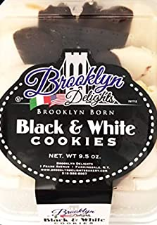 Brooklyn Delights Black and White Cookies 9.5 oz