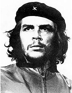 Korda Portrait révolutionnaire Che Guevara Impression sur toile de qualité supérieure Décoration murale