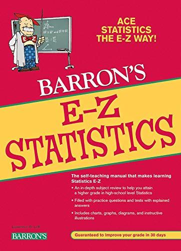 E-Z Statistics: Ace Statistics the E-Z Way