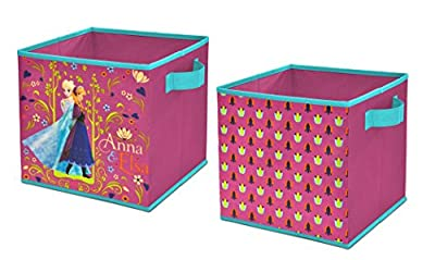Disney Frozen Storage Cubes (2-Pack)