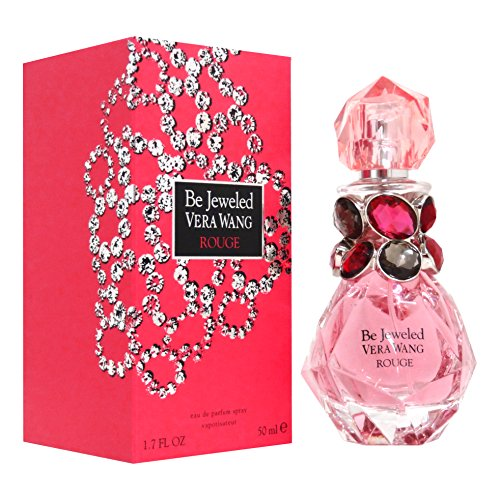 Vera Wang Be Jewelled Rouge EDP Spray 50 ml, 1er Pack (1 x 0.05 l)