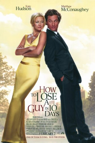 Movie Posters 11 x 17 How to Lose a Guy in 10 Days