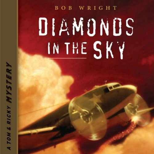 Couverture de Diamonds in the Sky: A Tom and Ricky Mystery