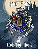 Harry Potter Coloring Book - Jumbo Coloring Book For Kids, Aged 4 - 10