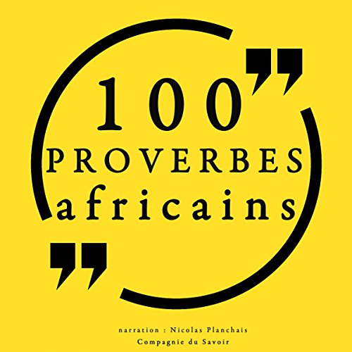 100 proverbes africains cover art