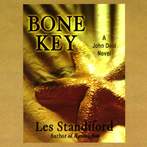 Bone Key audiobook cover art