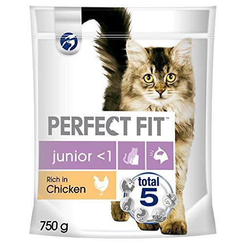 Perfect Fit Cat Junior mit Huhn 750g