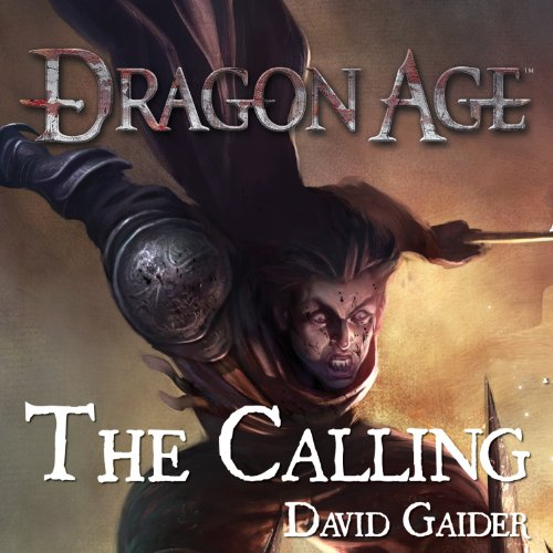 Dragon Age: The Calling audiobook cover art