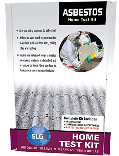 Review Asbestos Test Kit 5 PK 1 Bus. Day Schneider Labs