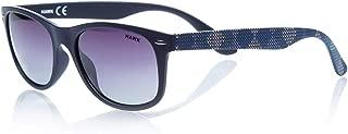Hawk Unisex-Yetişkin Güneş Gözlükleri HW 1418 02, Lacivert, 54