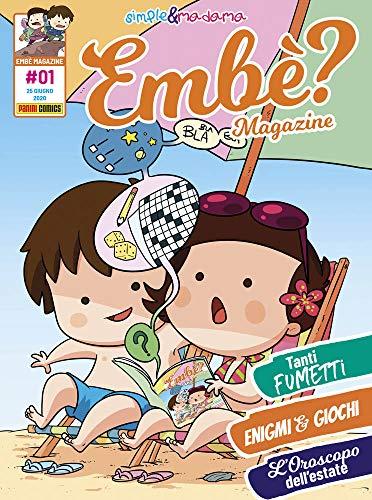 Simple & Madama Embè? Magazine 1