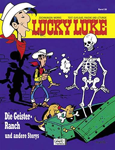 Lucky Luke 58: Die Geister-Ranch und andere Storys