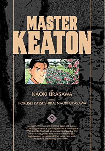 Master Keaton, Vol. 9