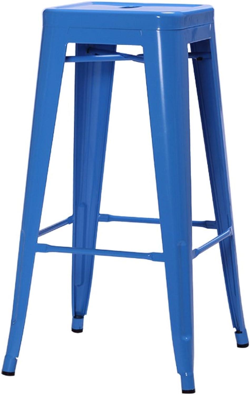 el mas de moda Metal Creativo Personalidad Taburete de Hierro Industrial nórdico (Color (Color (Color   B)  ofreciendo 100%