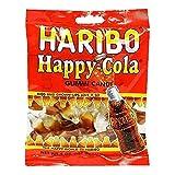 Haribo Happy-Cola Gummies Bag, 5 oz