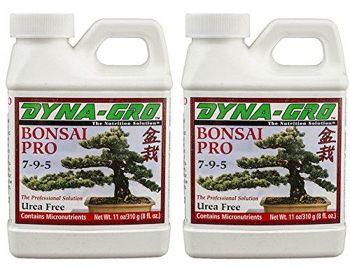 Dyna-Gro BON-008 Bonsai-Pro Liquid Plant Food 7-9-5, 8-Ounce (2, 8-Ounce)