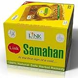 500 X Samahan Ayurveda Ayurvedic Herbal Tea Natural Drink for Cough & Cold
