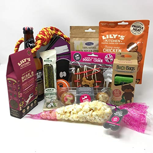 Pet Presents Deluxe Treat Hamper for Dogs