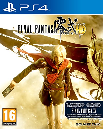 Final Fantasy Type-0 HD (PS4) (PEGI)