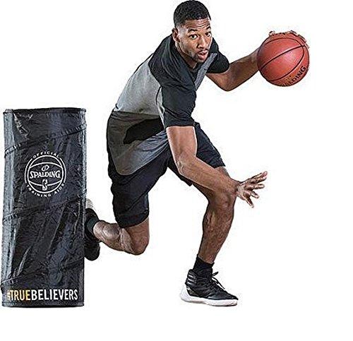 Spalding Pop-UP Guard (8488CN) herrmaientas de Entrenamiento de Baloncesto, Negro, NOSIZE