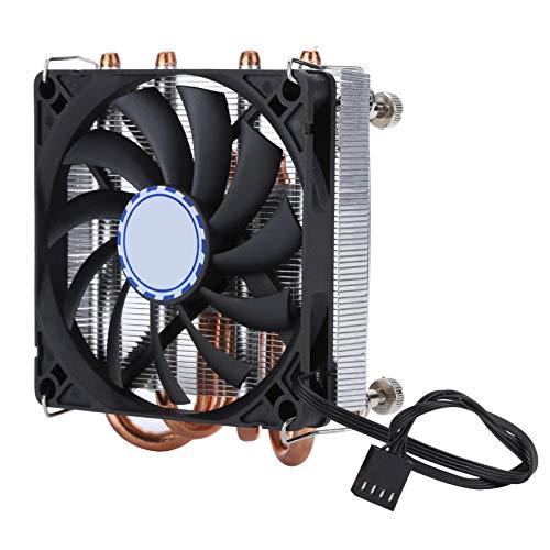 El Sistema de enfriamiento de la CPU, el disipador de Calor de Control de Temperatura, Instalado en el procesador y Absorbe rápidamente el Calor, Mejora el Rendimiento de la Transferencia