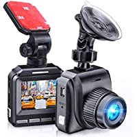 TBI Pro 1080P FHD Mini Dash Camera