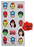 Marvel Bath Towels