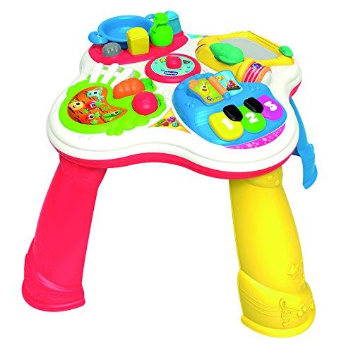 CHICCO 00007653000100–Mesa de juegos Hobbies D/GB , color/modelo surtido