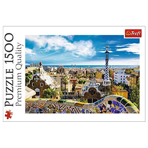 Trefl TR26147 1500 Puzzle, Farbig