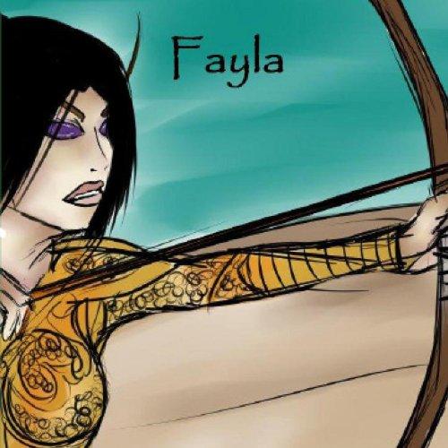 Fayla audiobook cover art
