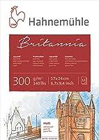 オリオン ハーネミューレ ブリタニア 水彩紙 ブロック HBR-17 (170×240mm)