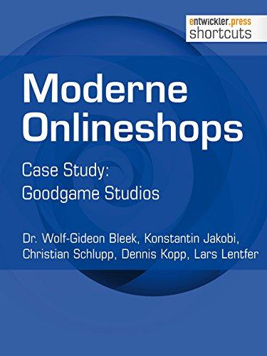 Moderne Onlineshops: Case Study: Goodgame Studios (shortcuts 144)