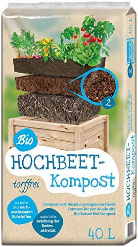 Universal Bio Hochbeet-Kompost 40 Liter