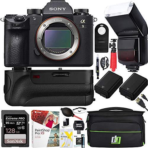 Sony Alpha a9 Mirrorless Interchangeable Lens...